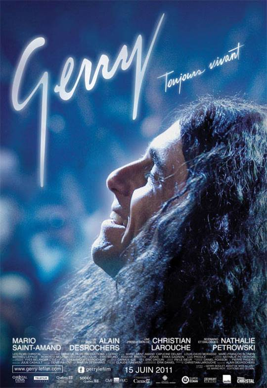Gerry Large Poster