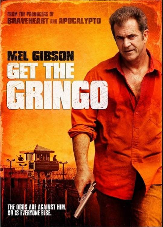 Get the Gringo Large Poster