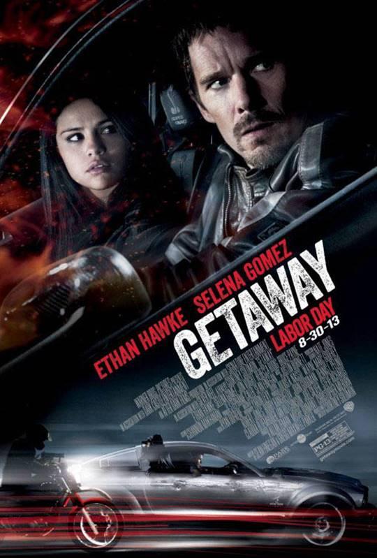 Getaway Large Poster