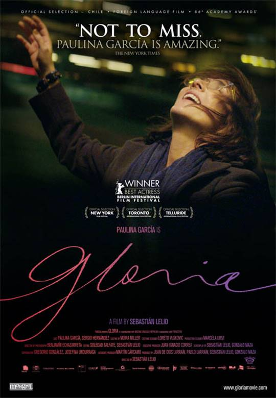 Gloria (2014) Large Poster