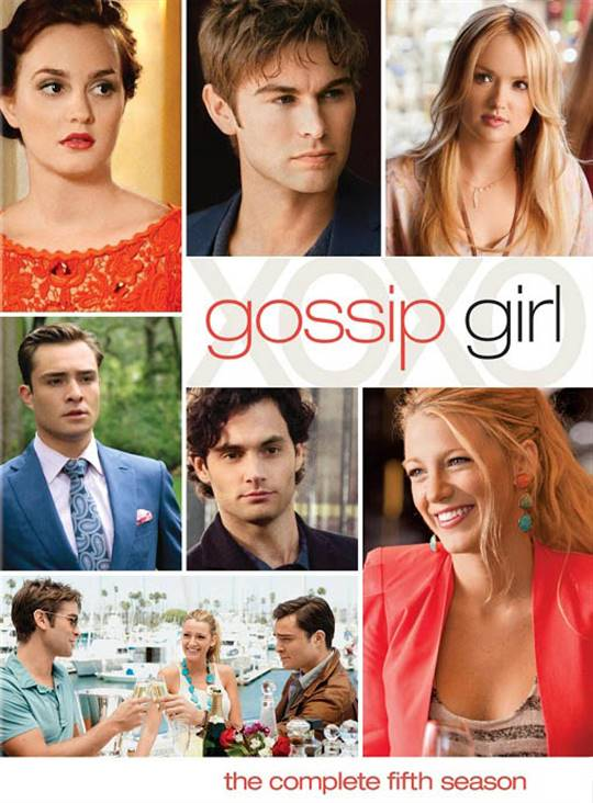 Gossip Girl: The Complete Fifth Season Large Poster