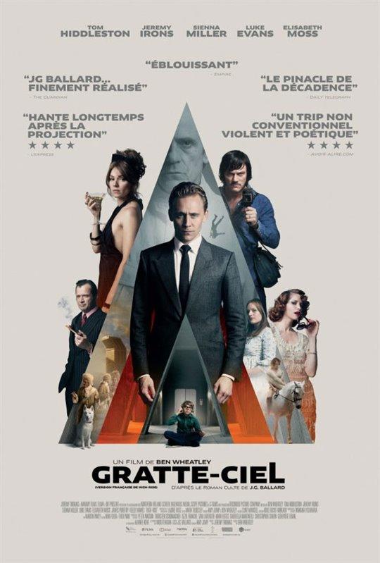 Gratte-Ciel (v.o.a.s.-t.f.) Large Poster