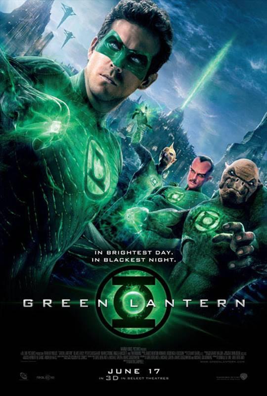 Green Lantern Large Poster