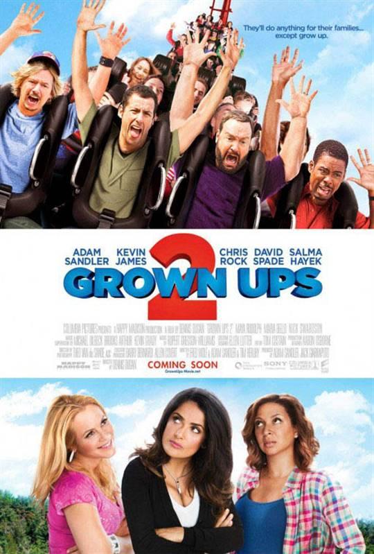 Grown Ups 2 Large Poster