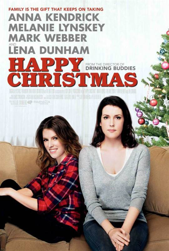 Happy Christmas Large Poster
