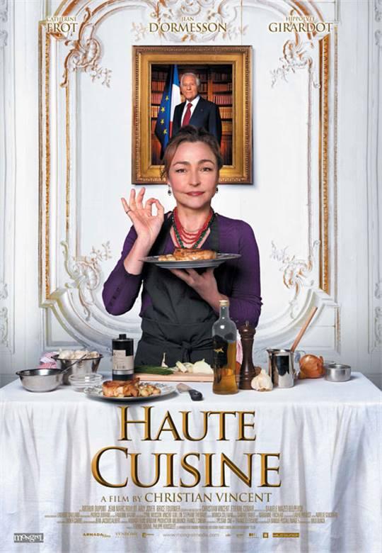 Haute Cuisine Large Poster