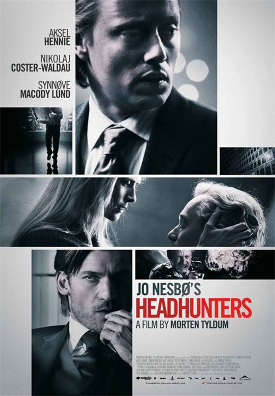 Headhunters Large Poster