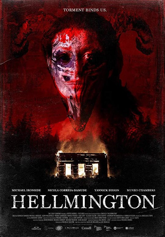 Hellmington Coming Soon On Dvd Movie Synopsis And Info