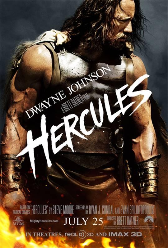 Hercules Large Poster