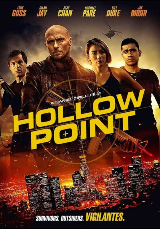 Hollow Point Large Poster