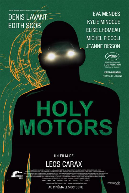 Holy Motors Large Poster