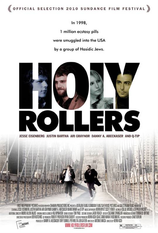 Holy Rollers Large Poster