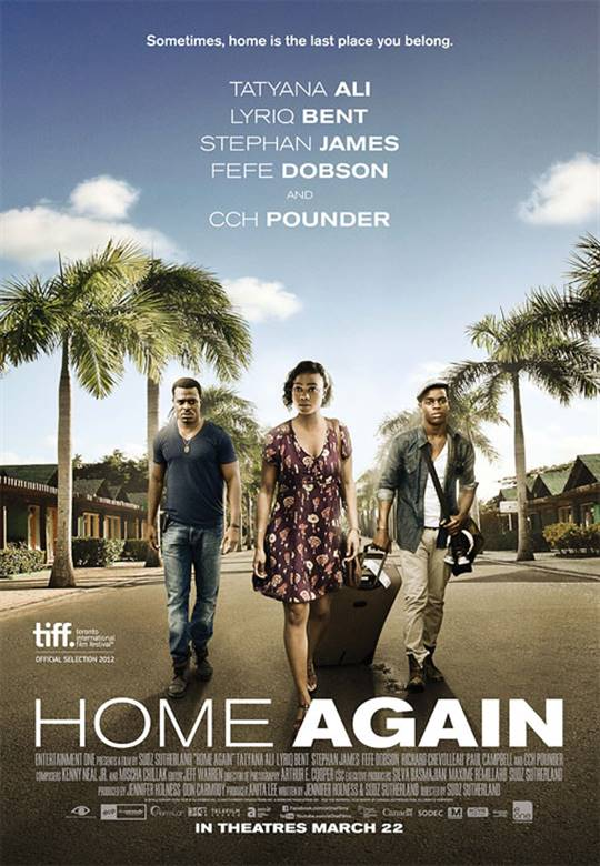 Home Again (2013) Large Poster