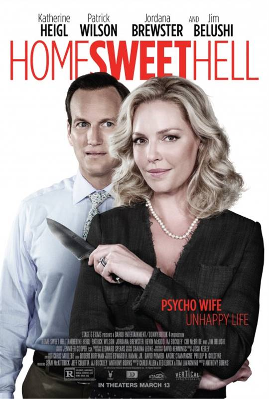 Home Sweet Hell Large Poster