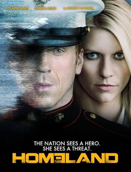 Homeland: Season 1 Large Poster