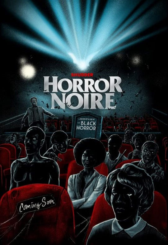 Horror Noire: A History of Black Horror Large Poster