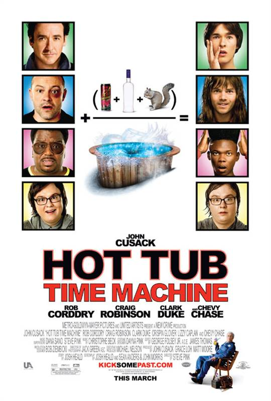 the time machine synopsis