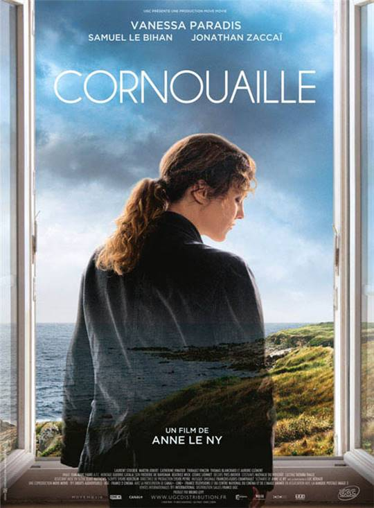 House in Brittany (Cornouaille) Large Poster