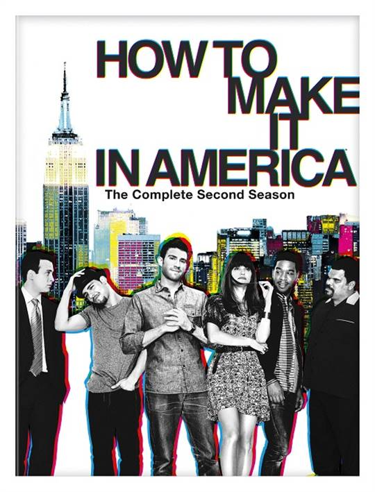 How to Make it in America: The Complete Second Season Large Poster