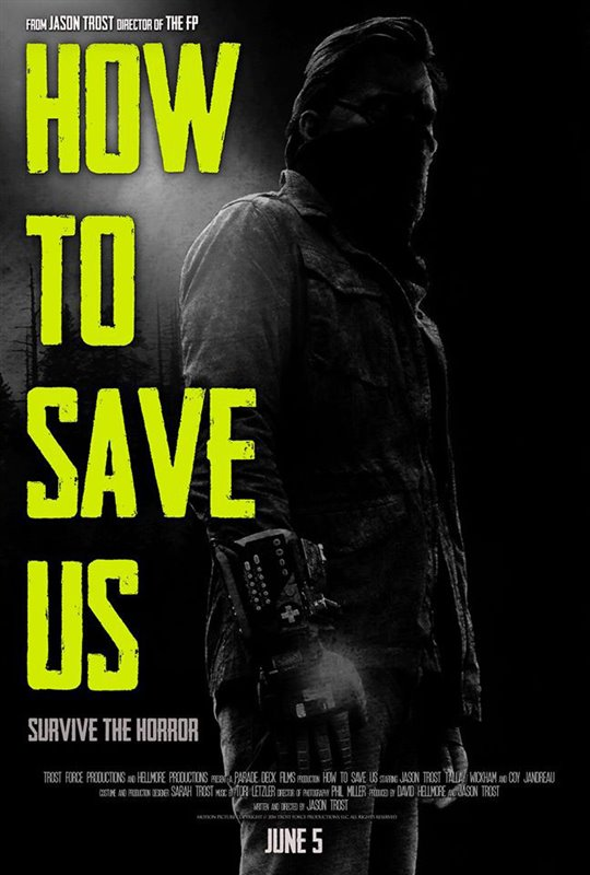 How to Save Us Large Poster