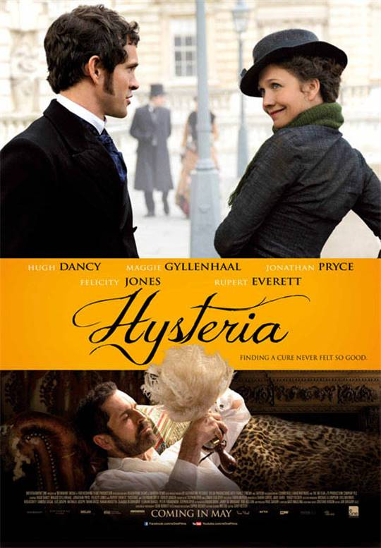 Hysteria Large Poster