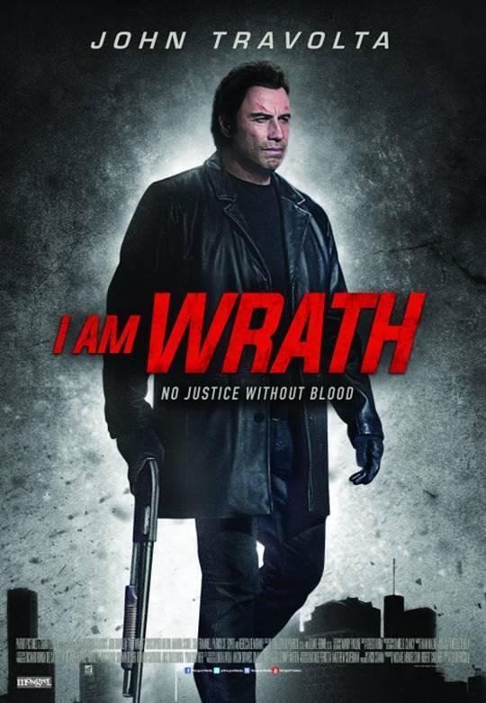 I Am Wrath Large Poster