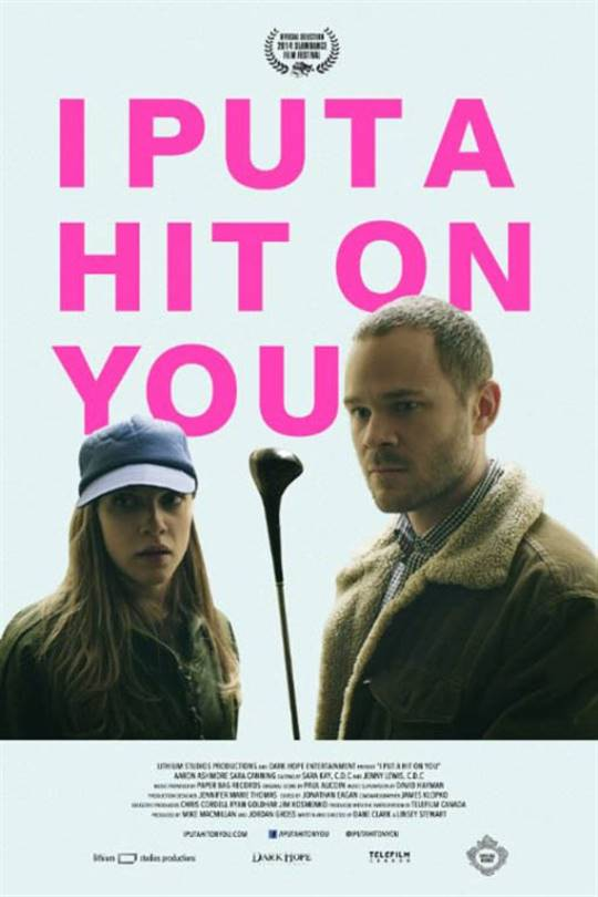 I Put a Hit on You Large Poster