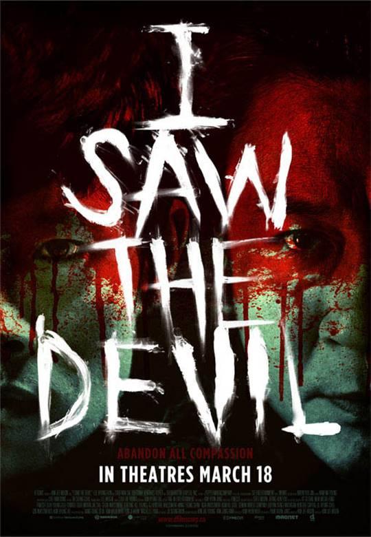 I Saw the Devil Large Poster