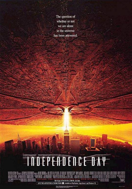 Independence Day Large Poster