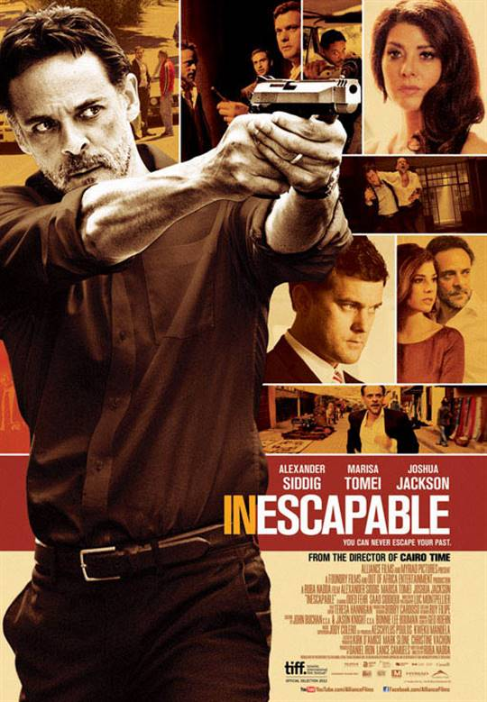 Inescapable Large Poster