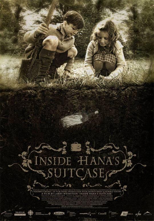 Inside Hana's Suitcase Large Poster
