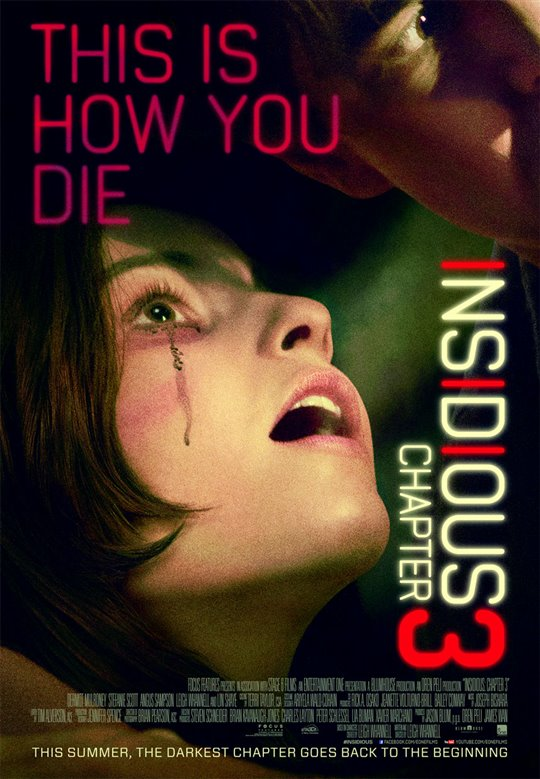 Download Insidious Chapter 4 - Torrents Download