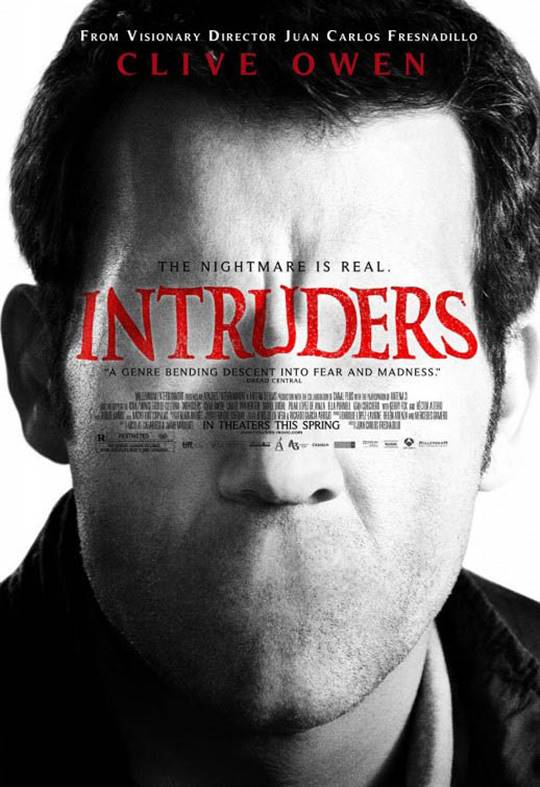Intruders Large Poster
