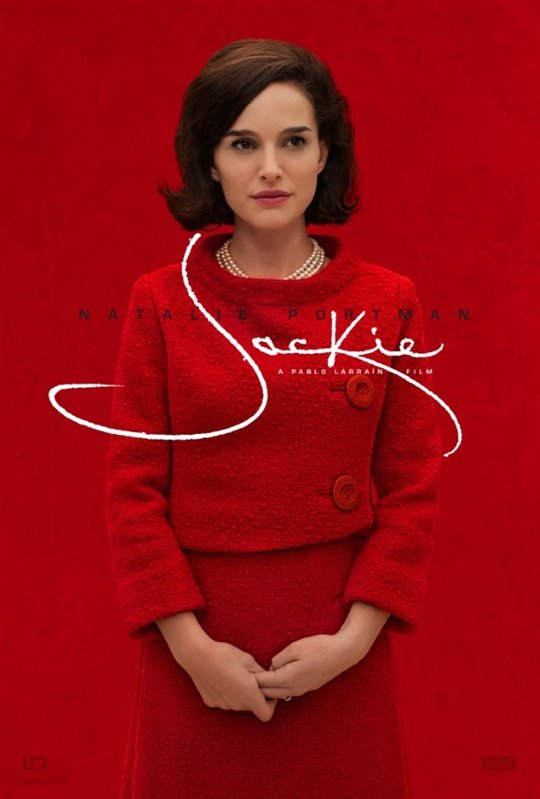 Jackie Large Poster