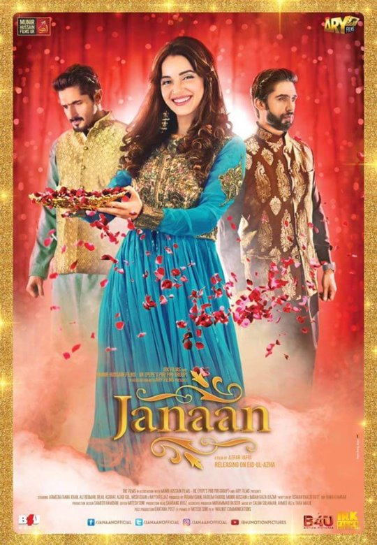 Janaan Large Poster