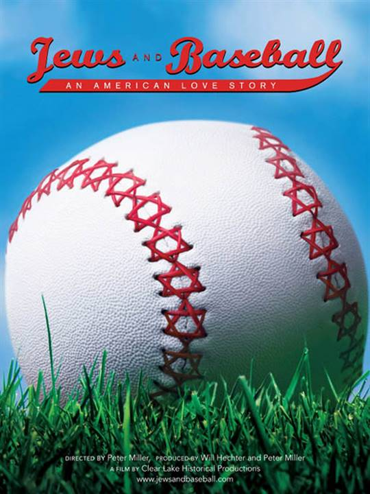Jews and Baseball: An American Love Story Large Poster