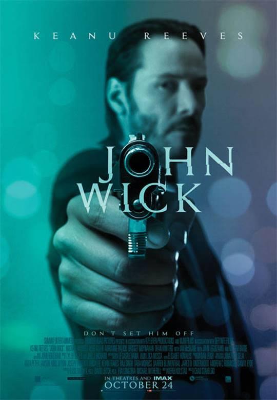John Wick Large Poster