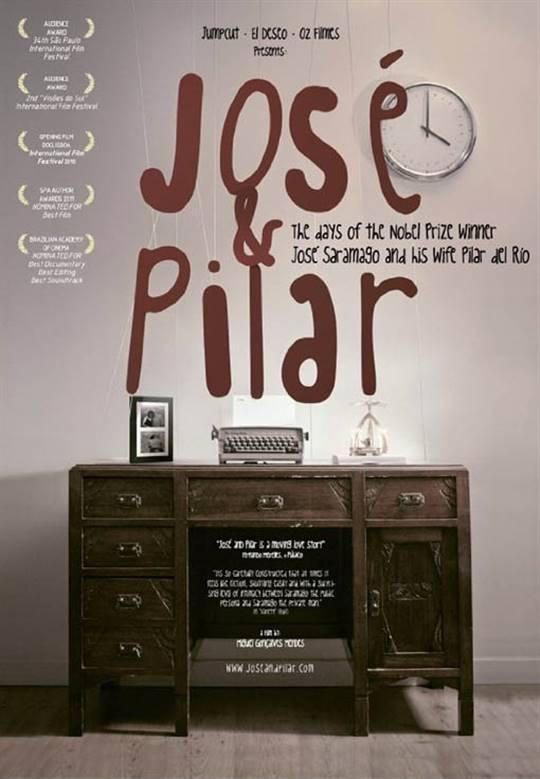 José & Pilar Large Poster