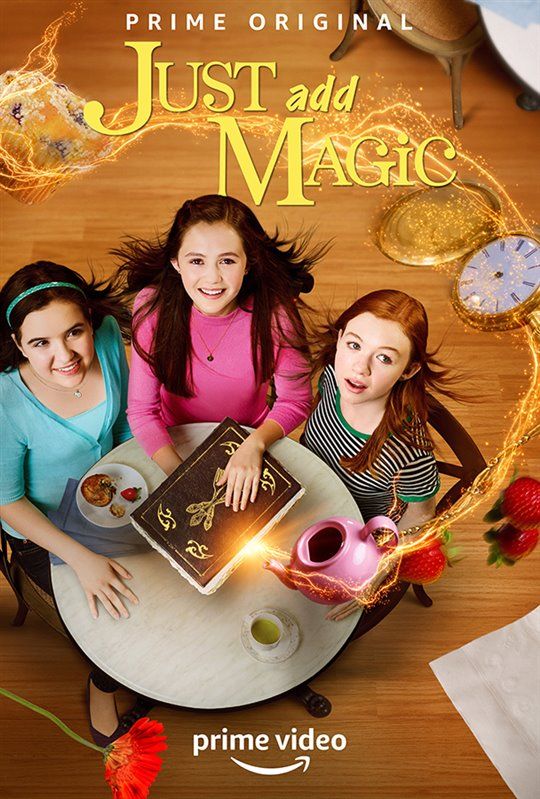 Just Add Magic (Amazon Prime Video) Large Poster