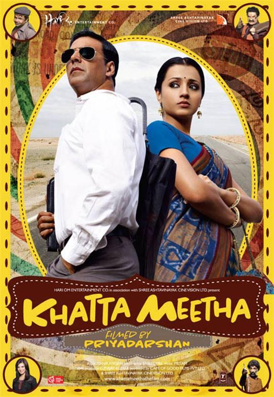 Khatta Meetha Large Poster