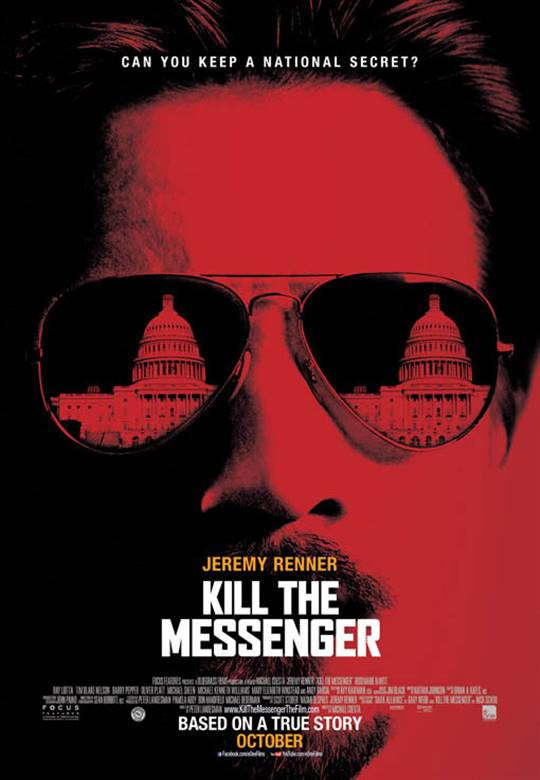 Kill the Messenger Large Poster