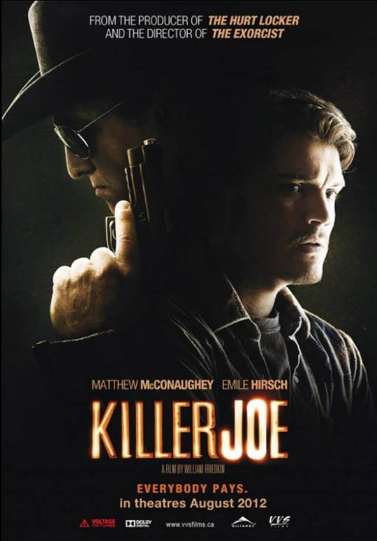 Killer Joe Large Poster