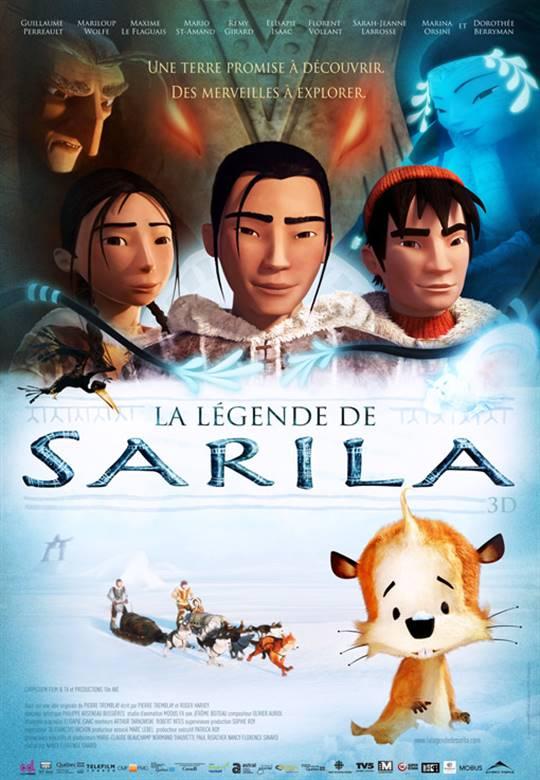 La légende de Sarila Large Poster