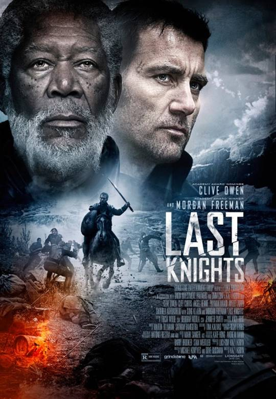 Last Knights Large Poster