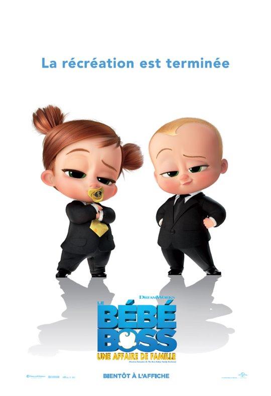 Le bébé boss : Une affaire de famille Large Poster