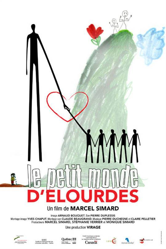 le petit monde d 39 lourdes now playing movie synopsis and info. Black Bedroom Furniture Sets. Home Design Ideas