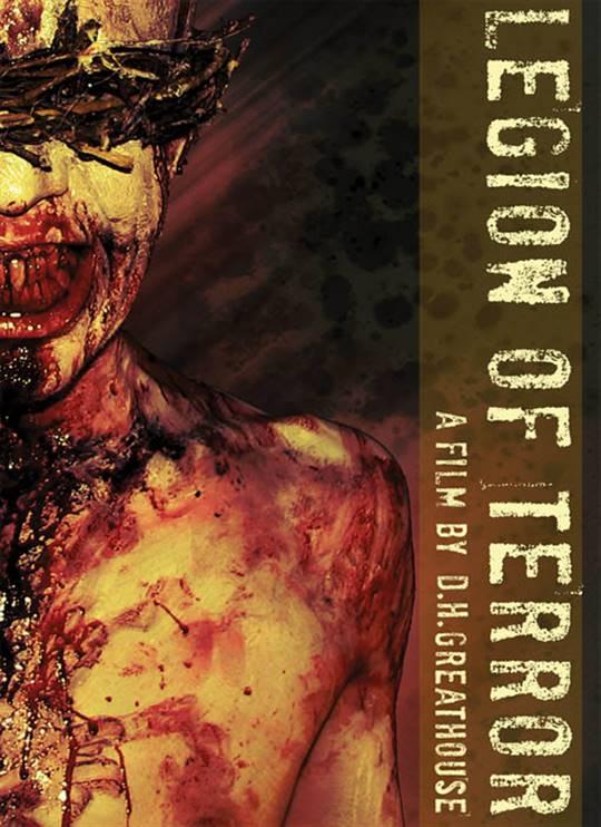 Legion of Terror Large Poster