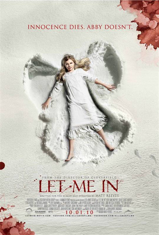 Let Me In Large Poster