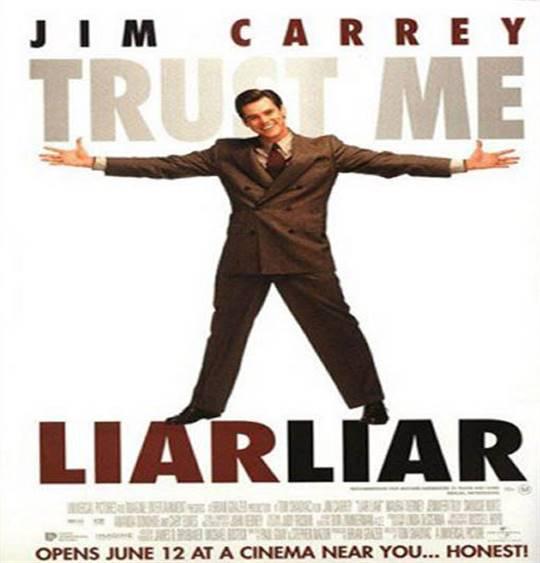 Liar Liar Large Poster