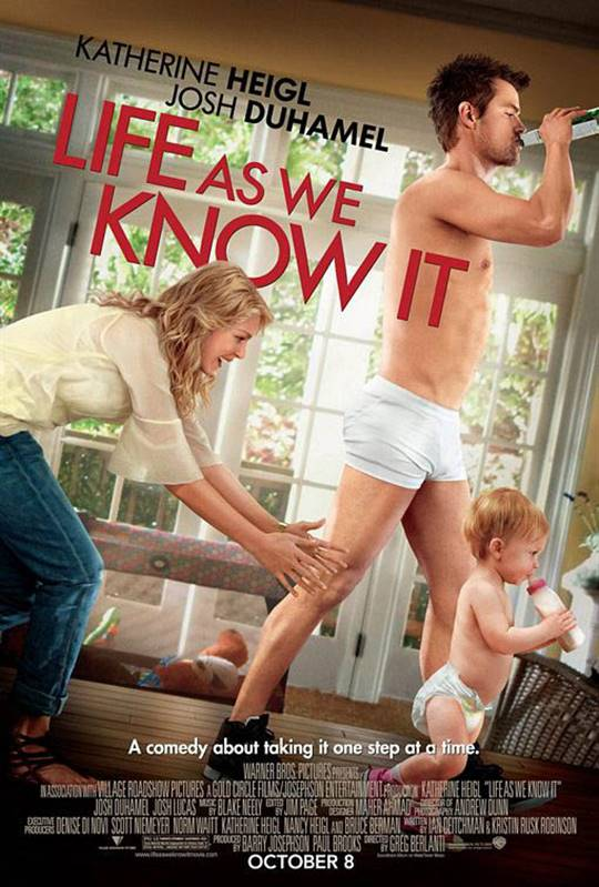 Life As We Know It Large Poster